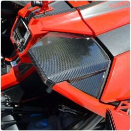 TufSkinz Peel & Stick Dashboard Cover for the Polaris Slingshot (8 Piece Kit)
