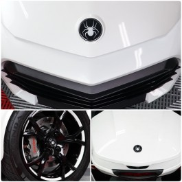 Tufskinz Peel & Stick Custom Emblem Set for the Can-Am Spyder (6 Piece Set)