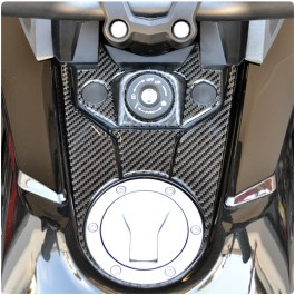 Tufskinz Peel & Stick Console Accent Kit for the Can-Am Spyder F3 (5 Piece Kit)