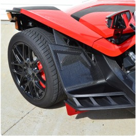 TufSkinz Peel & Stick Front Fender Kit for the Polaris Slingshot (Set of 2) (2015-16)