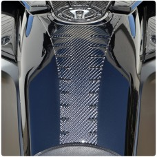 Tufskinz Peel & Stick Carbon Fiber Tank Protector for the Can-Am Spyder F3