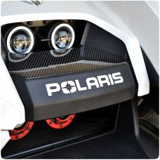 TufSkinz Peel & Stick Front Fascia Nose Decal for the Polaris Slingshot