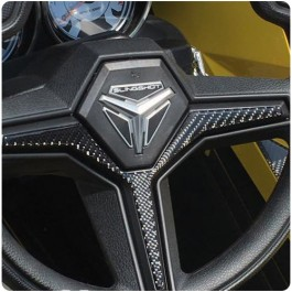 TufSkinz Peel & Stick Wheel Accent Kit for the Polaris Slingshot (2015-19 Base / SL Only)