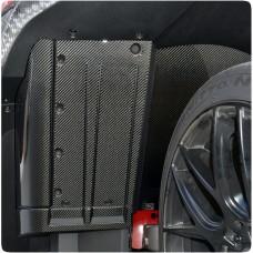 TufSkinz Peel & Stick Rear Body Panel Accent Kit for the Polaris Slingshot (13 Pieces)
