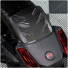 Tufskinz Peel & Stick Rear Fender Accent for the Can-Am Ryker Rally