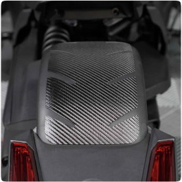 Tufskinz Peel & Stick Rear Fender Accent Kit for the Can-Am Ryker (Non-Rally) (2 Piece Kit)