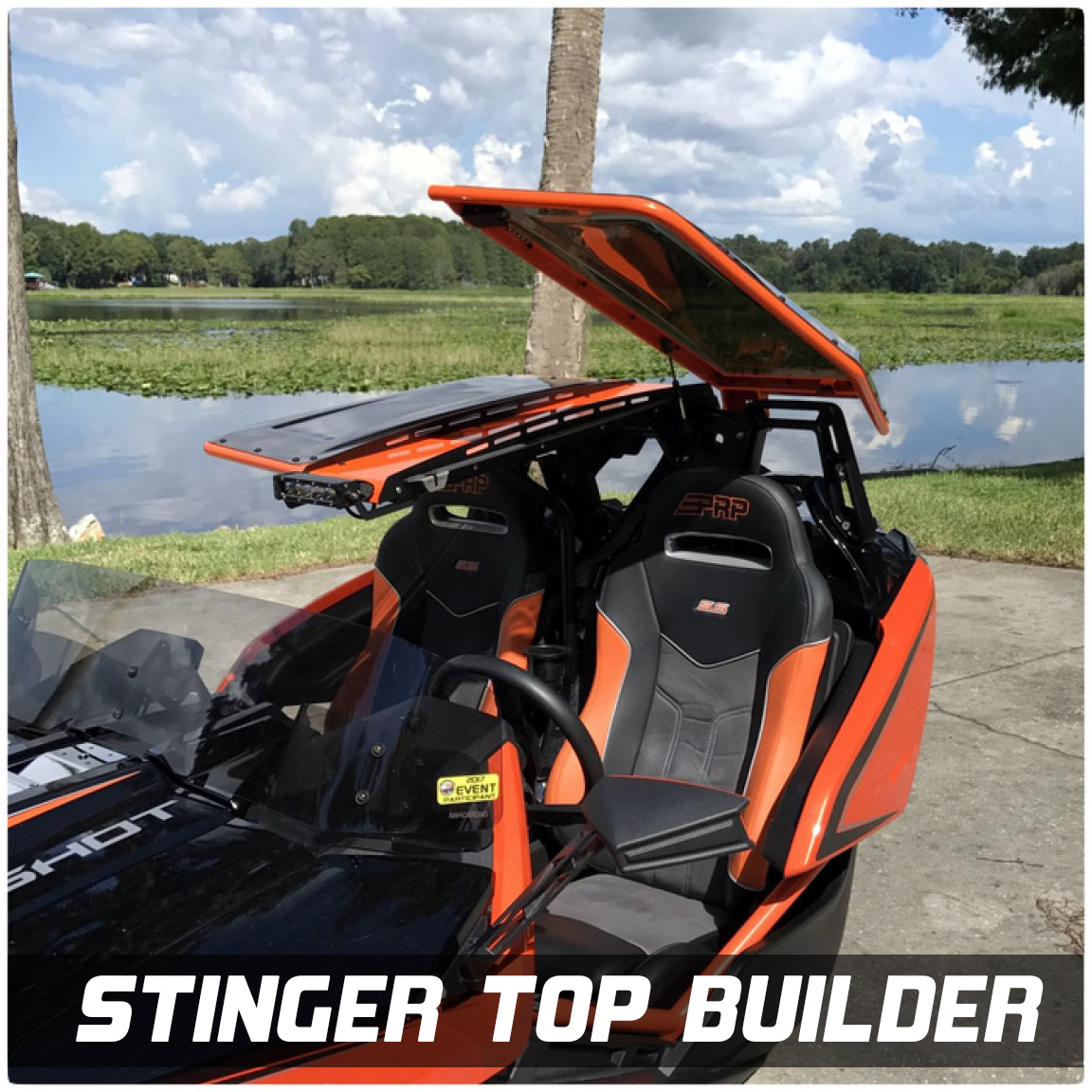 Stinger Roof Top Online Designer Now Available At