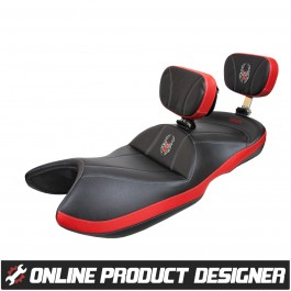 Ultimate Seats Online Custom Seat Builder for the Can Am Spyder ST