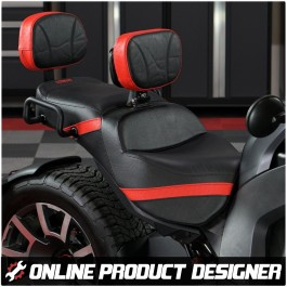 Ultimate Seats Marine Vinyl Custom Seat for the Can-Am Ryker