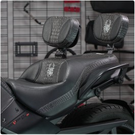 Ultimate Seats Online Custom Seat Builder for the Can Am Spyder F3