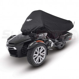UltraGard Half Cover for the Can-Am Spyder F3T / F3 Limited (All Years) & RT Models (2020+) (With Rear Trunk)