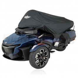 UltraGard Half Cover for the Can-Am Spyder RT (2020+) (With Rear Trunk)
