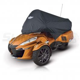 UltraGard Essentials Half Cover for the Can-Am Spyder RT (2010-19) (With Rear Trunk)