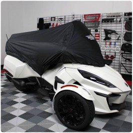 UltraGard Half Cover for the Can-Am Spyder RT (2010-19)