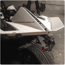 UnderGround Auto Styling Rear Wing for the Polaris Slingshot
