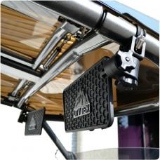 4-Way Adjustable Sun Visor for Roof Top Systems on the Polaris Slingshot (Single)