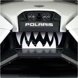 ZSW Front Fang Teeth Grille for the Polaris Slingshot (2015-19)