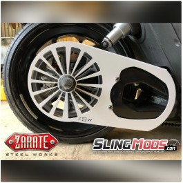 ZSW Blade II Belt Guard for the Polaris Slingshot