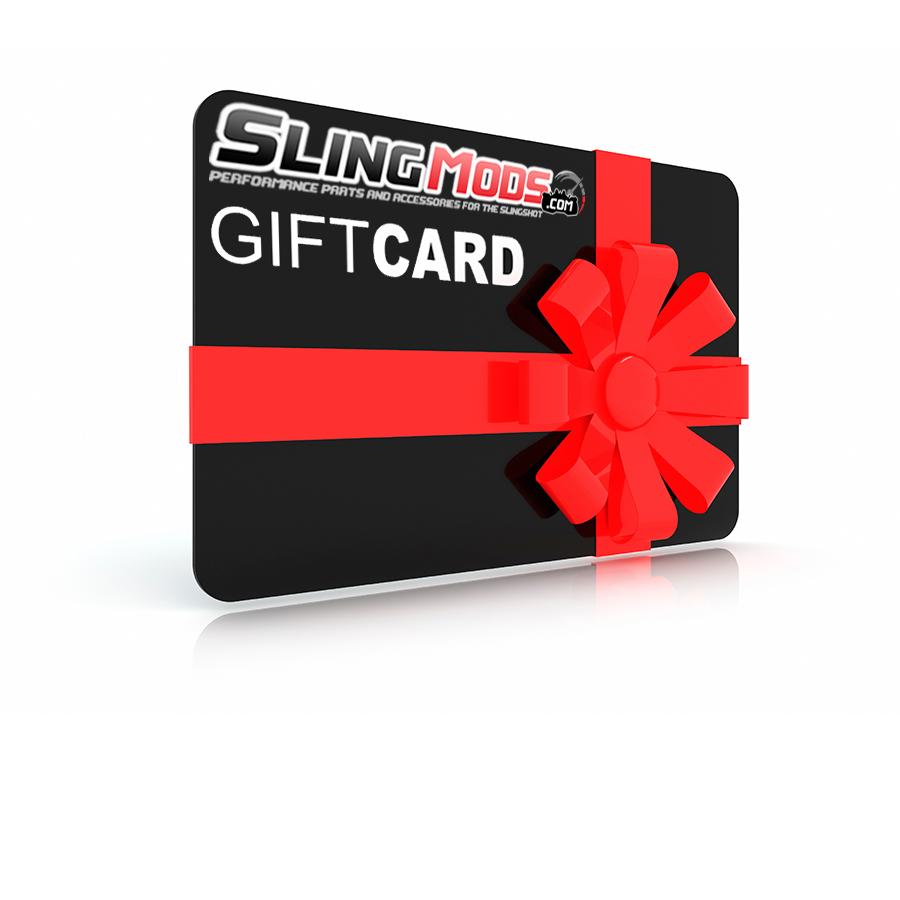 SlingMods Gift Card
