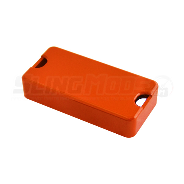 atc orange fuse block cover polaris slingshot billet aluminum fuse box cover for the polaris slingshot fuse box phone accessories at gsmx.co