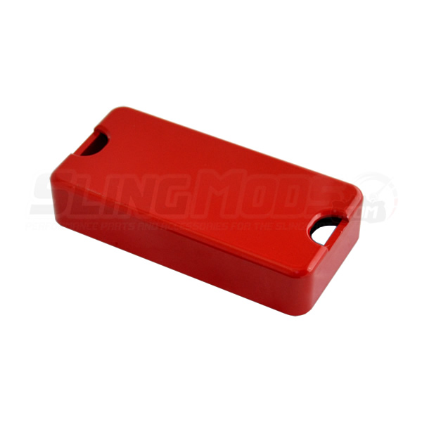 atc red fuse block cover polaris slingshot billet aluminum fuse box cover for the polaris slingshot red box fuse assortment at aneh.co