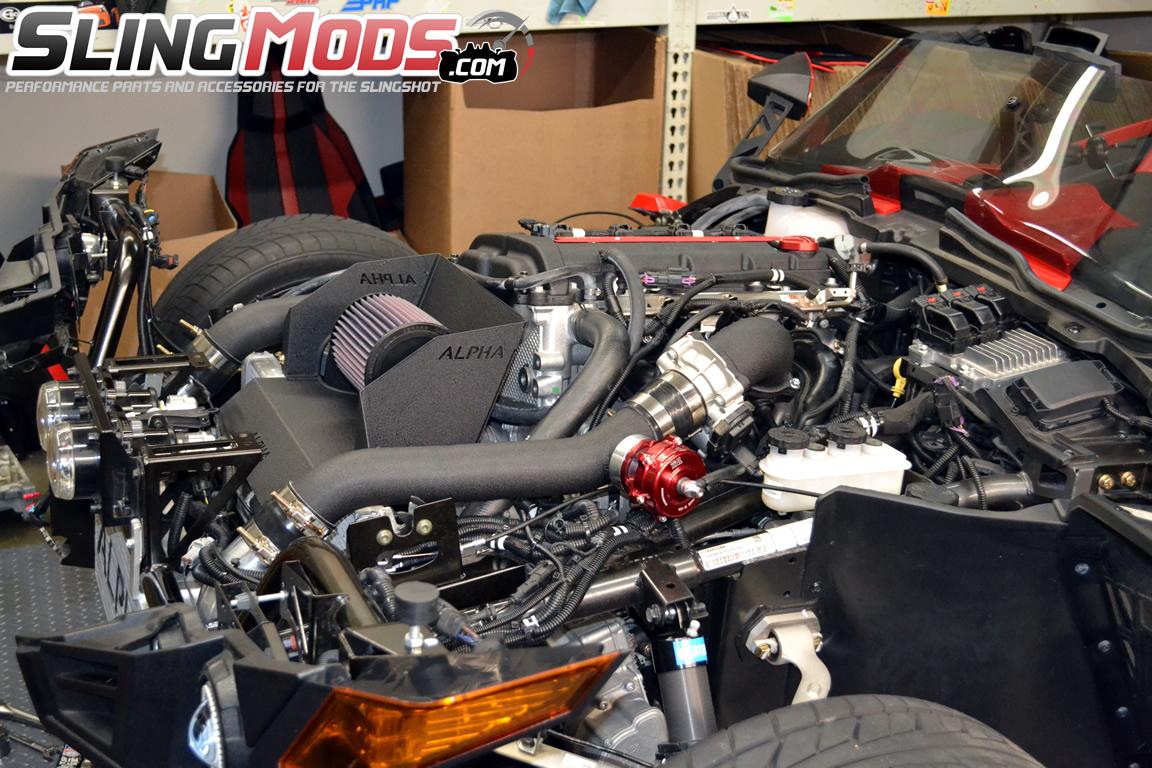 Polaris Slingshot Turbo Kit By Alpha Powersport