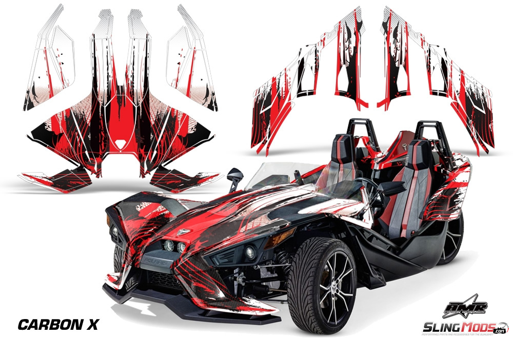 Polaris Slingshot Amr Graphics Kit