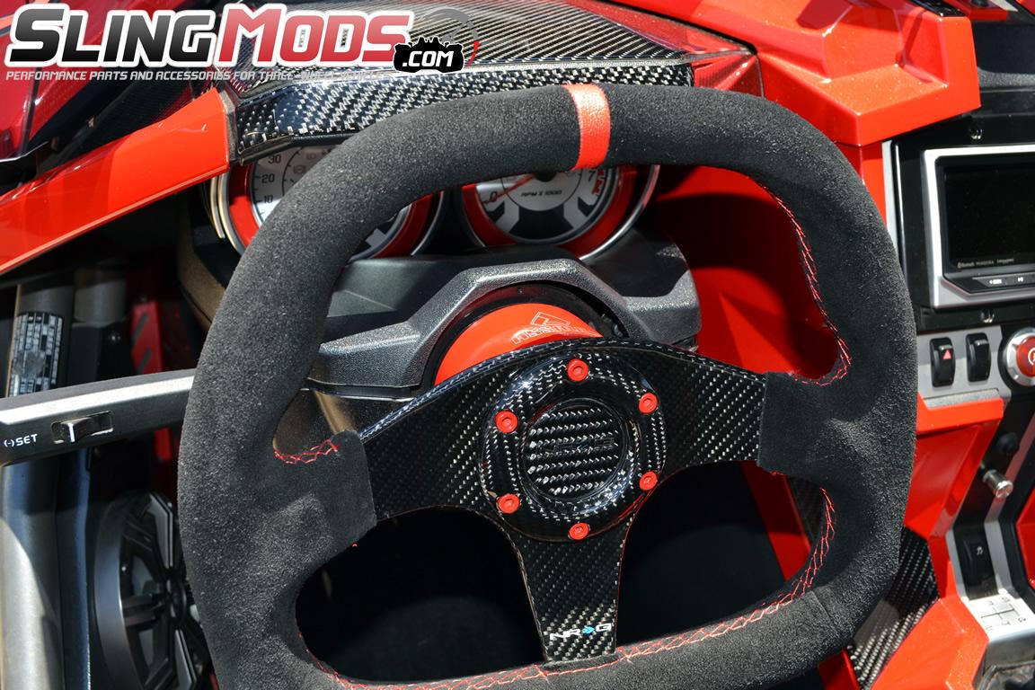 Polaris Sling Shot >> Polaris Slingshot Aftermarket Steering Wheel Hub Adapter