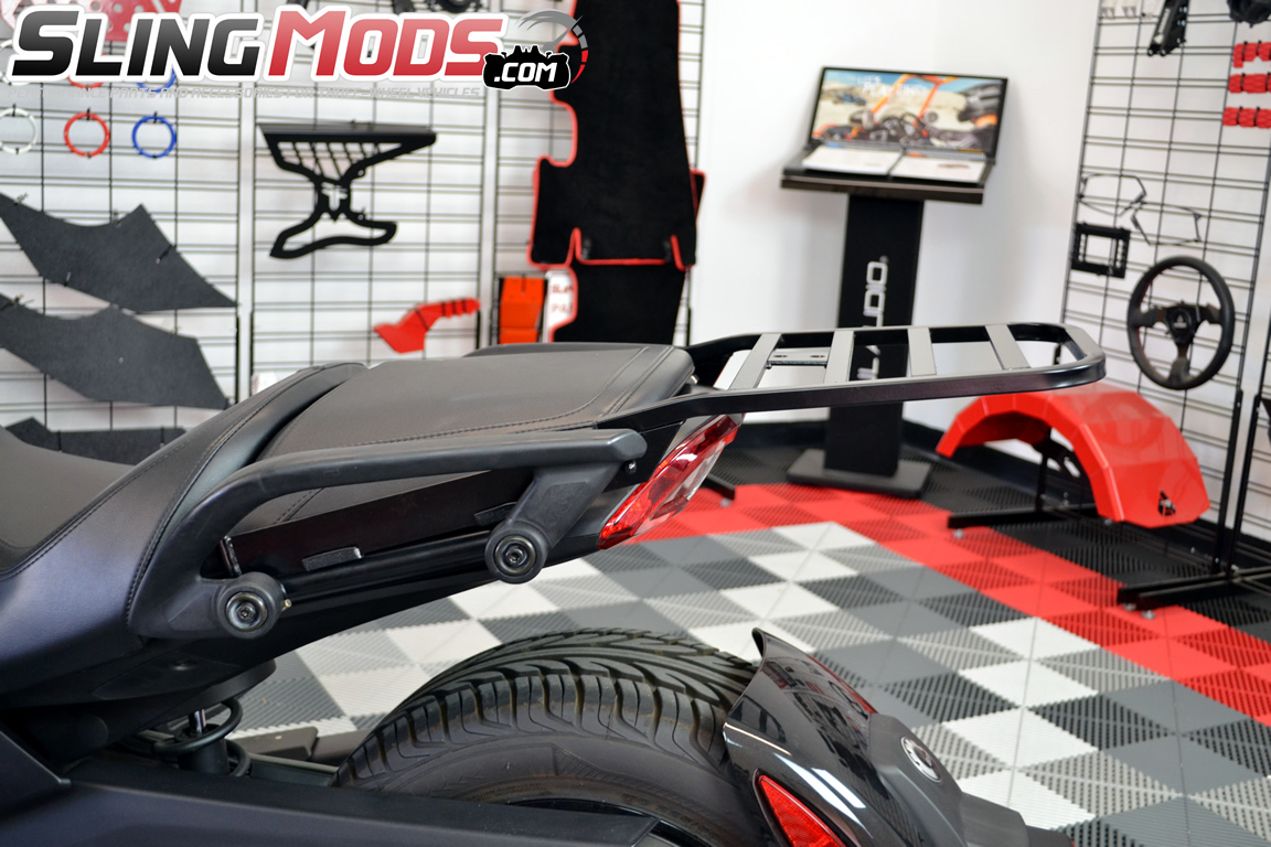 Can-Am Spyder F3 / F3S Luggage Rack by Baker