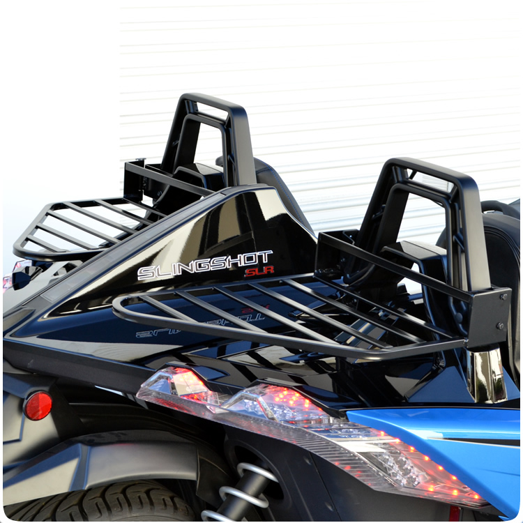 Baker Rear Luggage Racks For The Polaris Slingshot (Set Of 2) ...