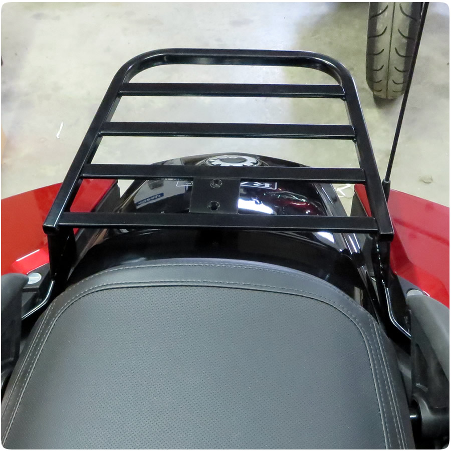 Can Am Spyder F3 F3s F3t Luggage Rack By Baker