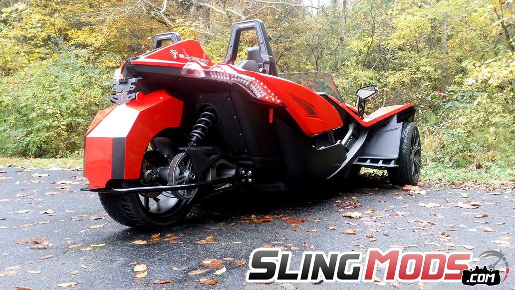 bushtec trailer hitch fender polaris slingshot installed 1 polaris slingshot trailer hitch w fender by bushtec slingshot wiring diagram at mr168.co