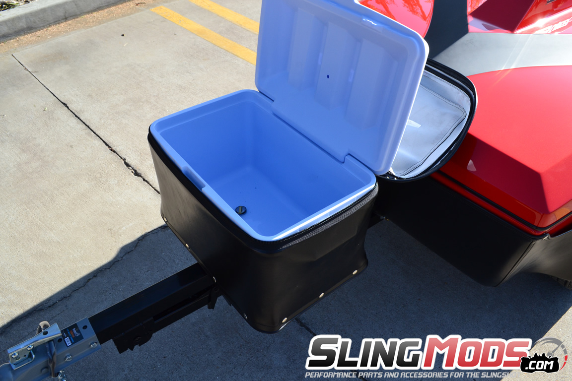 Polaris Slingshot Ss Cruiser Towable Trailer By Bushtec Wiring Harness For The
