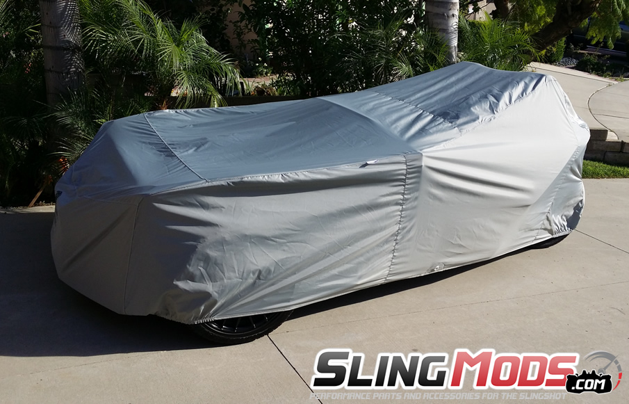 Fitted Outdoor Car Cover For The Polaris Slingshot