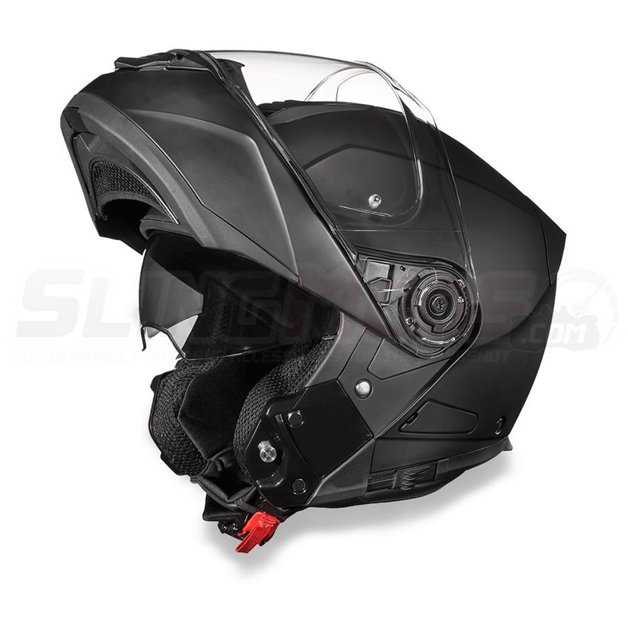 Daytona Modular Glide Series Motorcycle Helmet Dot Approved