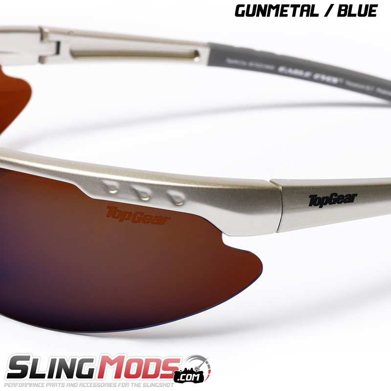 6442ad60bea ... Top Gear Sports Car Edition Polarized Daytime Driving Glasses by Eagle  Eyes