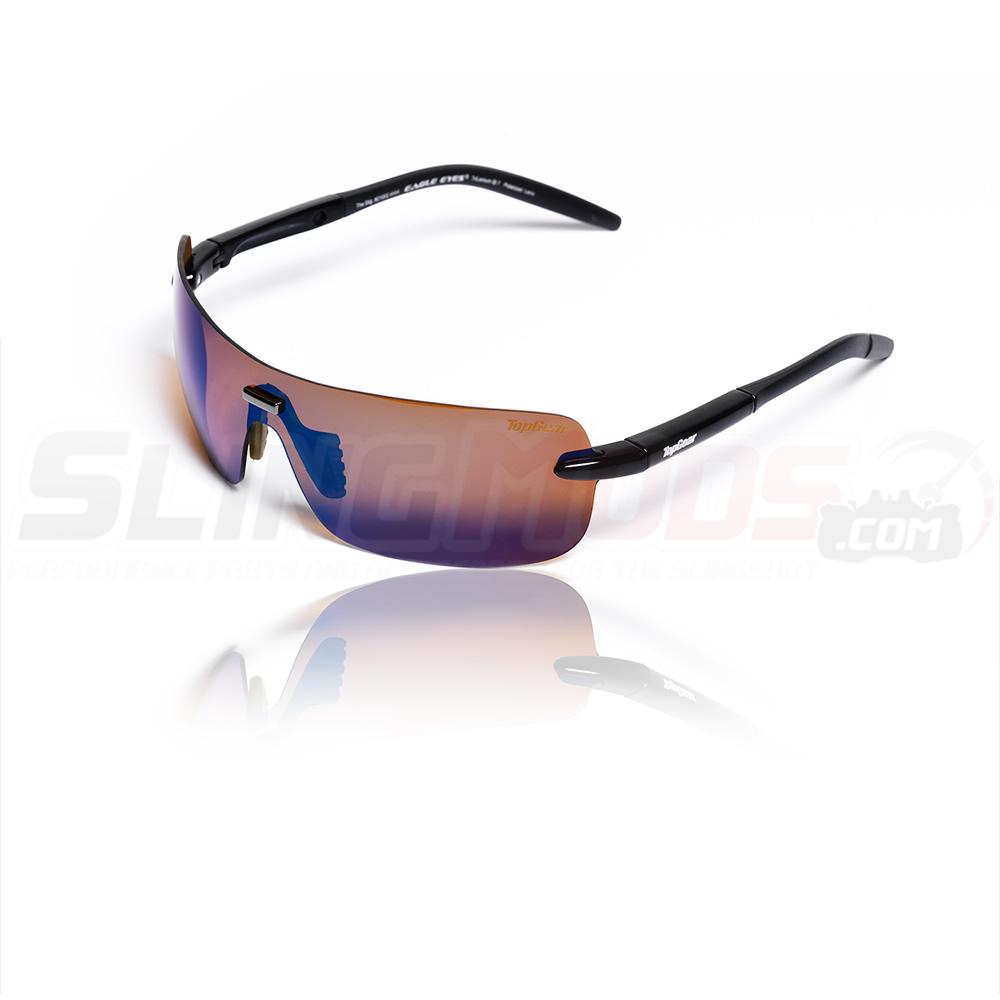 f65afd034236 Eagle Eyes Polarized Daytime Driving Glasses for the Polaris Slingshot