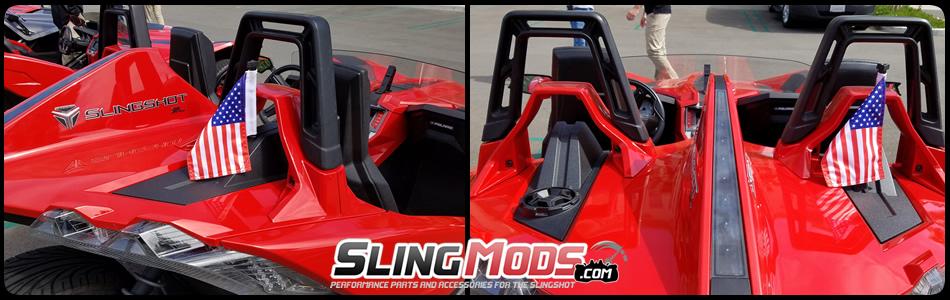Polaris Slingshot 6 X 9 Flag Holder Kit
