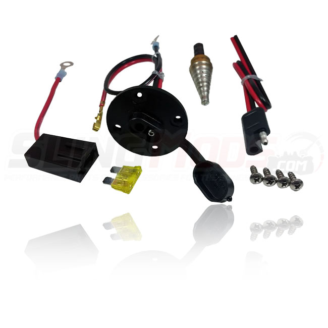 Electrical Connection 2.1 Amp USB Charging Station for the Polaris Slingshot