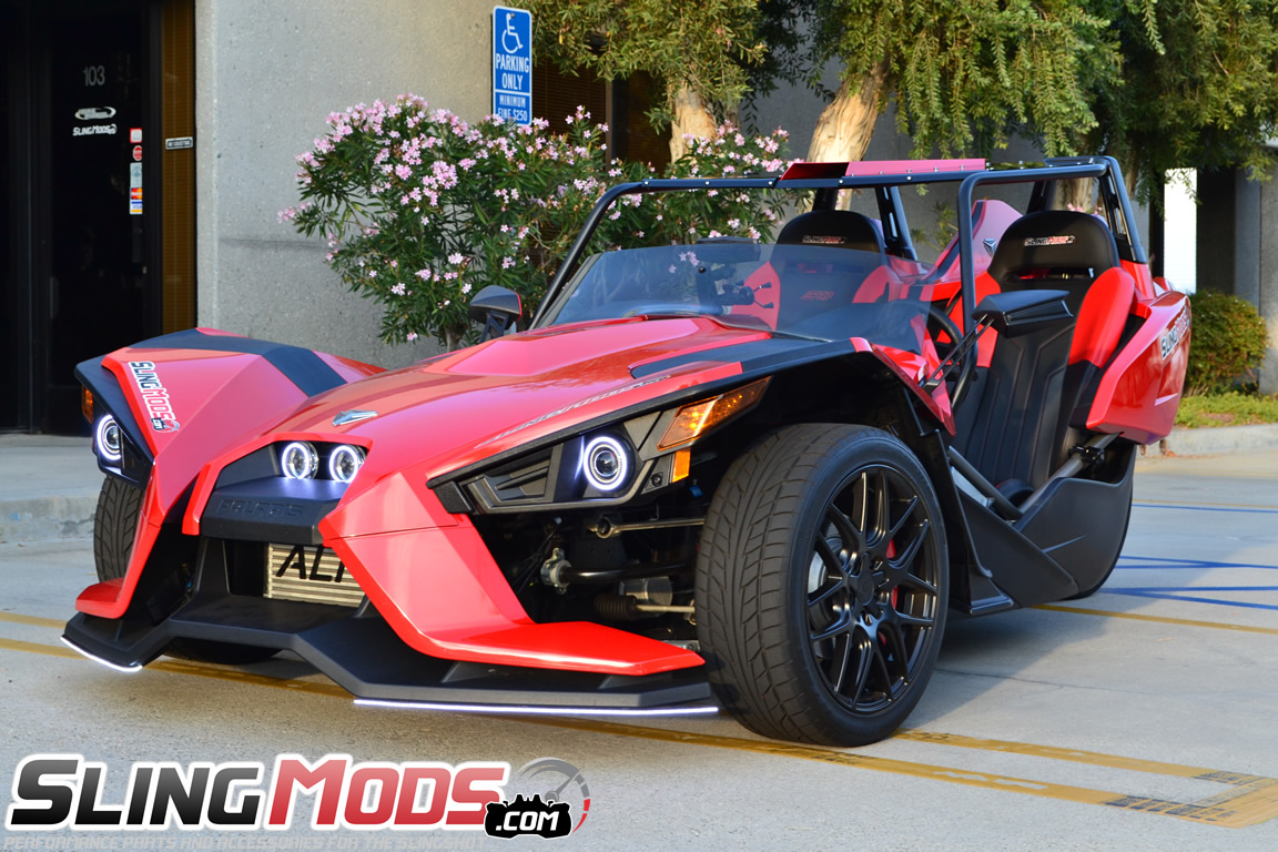Car Clearance Deals 2016 >> Polaris Slingshot Panoramic Roof Top by Fab Factory