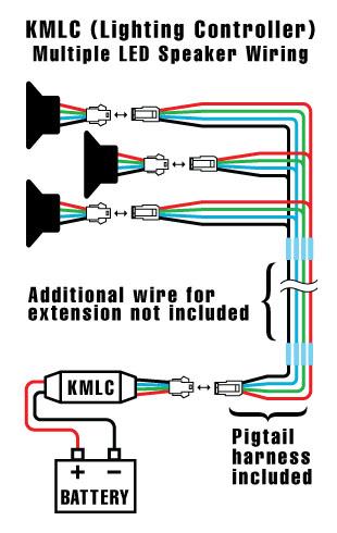 wiring kicker led speakers wiring diagram post Kicker Speaker Cover