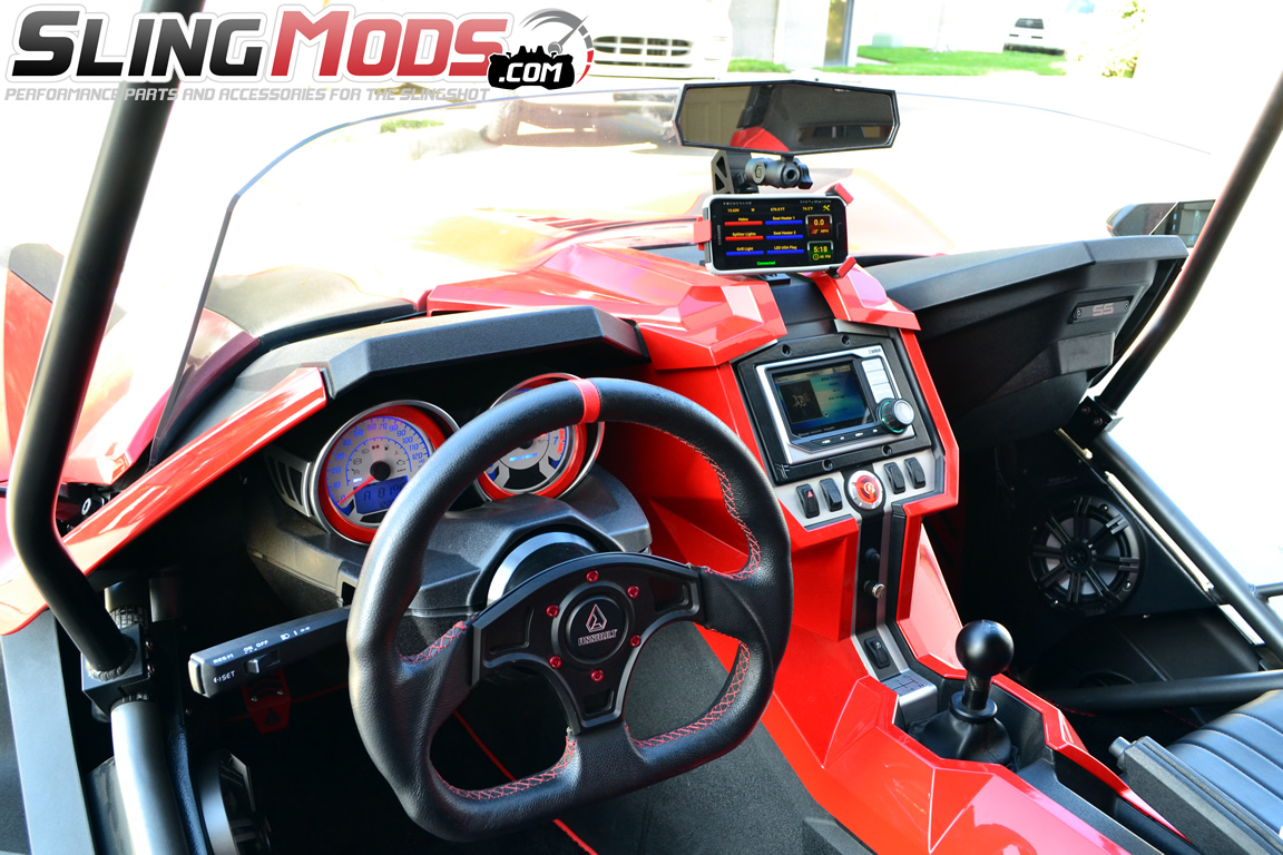 ... Neutrino SmartPhone Controlled Accessory Fuse Block for the Can-Am  Spyder ...