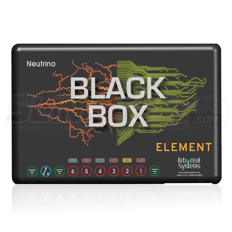 neutrino element fuse block for the polaris slingshot rh slingmods com penumbra black plague fuse box black fuse box