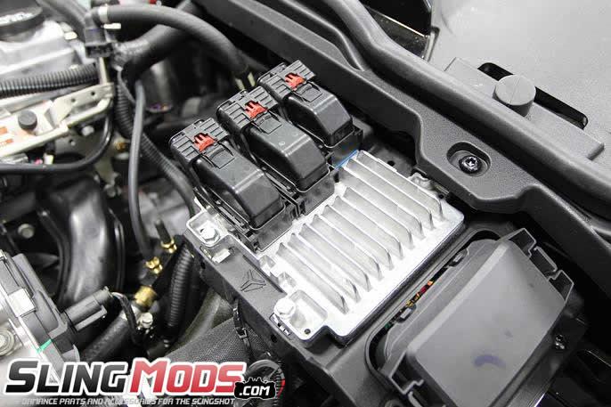 ProCharger Bolt-On Supercharger Kit for the Polaris Slingshot