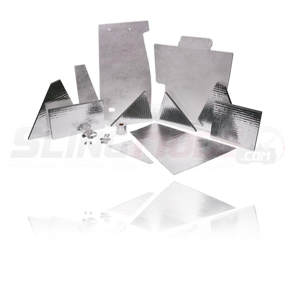 DEI Complete Heat Control Kit for the Polaris Slingshot