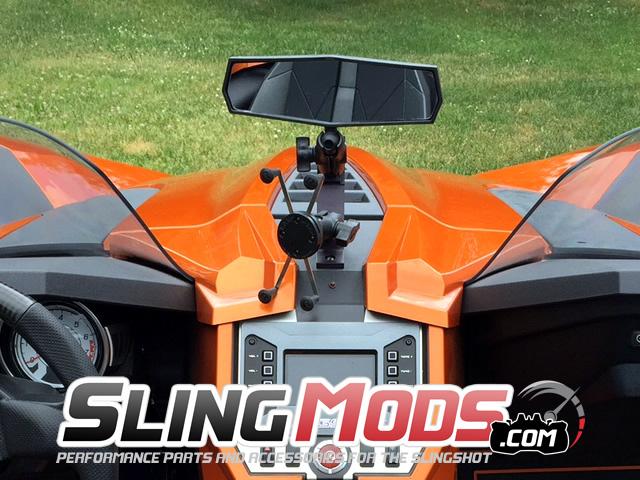 Spyder Motorcycle For Sale >> Polaris Slingshot Rear View Mirror Kit
