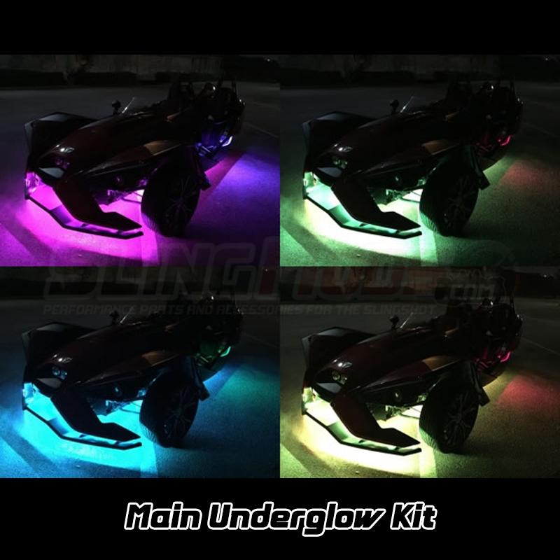 Polaris Slingshot Underglow Light Kit