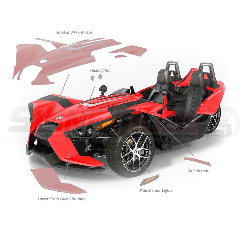 Polaris slingshot roadsters forums autos post for Mercedes benz slingshot
