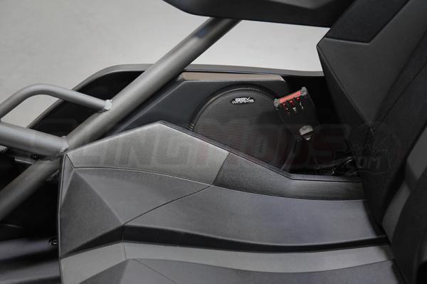 Polaris Slingshot 5 Speaker Stereo System Kit By Ssv Works