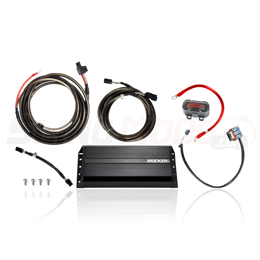 Wiring Kit For Kicker Amp